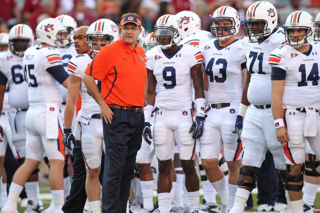 Auburn Football: 5 Items on the Tigers' Offseason Checklist
