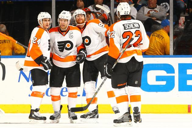 Philadelphia Flyers: 5 Ways to Continue Improved Power Play