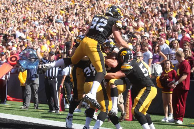 Iowa Football: Breaking Down the Most Important Rivals in Restructured Big Ten
