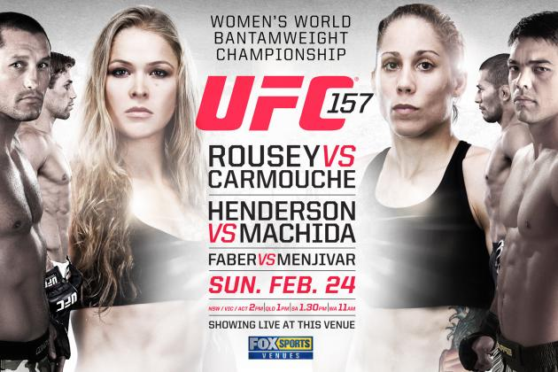 UFC 157: Keys to Victory for Every Main Card Fighter