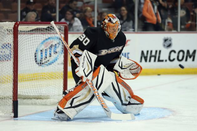 Each NHL Team's Most Surprising Player at the Quarter Point of the 2013 Season