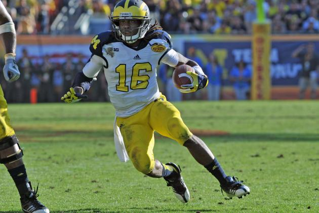 5 College Football Studs Who Will Need to Change Positions in the NFL