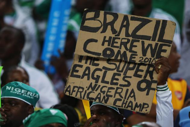 5 African Nations to Steal the Show at the 2014 World Cup