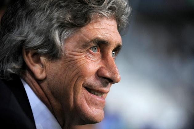 Malaga: Will UCL Success Keep Manuel Pellegrini at Malaga During UEFA Ban?