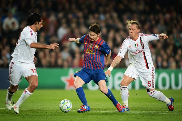 Why Barcelona Should Win Big Against AC Milan