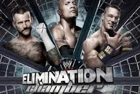 WWE Elimination Chamber Prediction Challenge: The Results!
