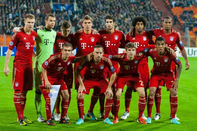 5 Reasons Why Bayern Munich Will Win This Year's Champions League