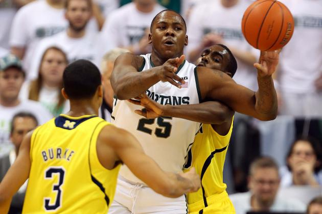 NCAA Bracket Predictions 2013: Projecting the March Madness Field at Week 16