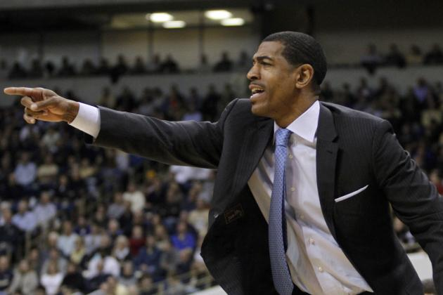 UConn Basketball: What Kevin Ollie Has Learned in Whirlwind 1st Season