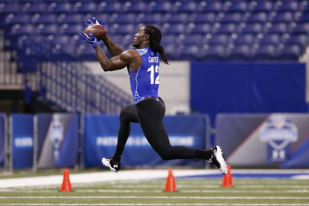 14 NFL Combine Prospects the Houston Texans Must Closely Watch