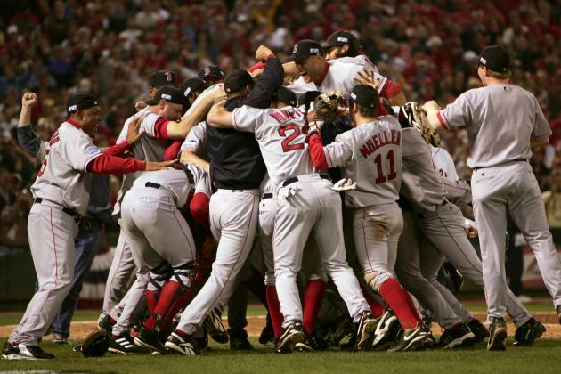Picking an All-Time Boston Red Sox Lineup
