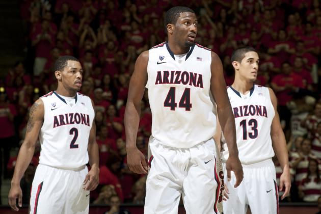 Arizona Basketball: Pass/Fail for Each Player Based on 2013 Expectations