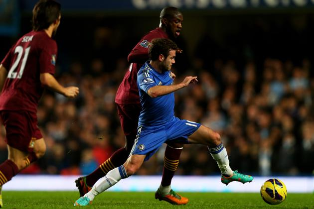 Manchester City vs. Chelsea: 4 Players to Watch in Sunday's EPL Match