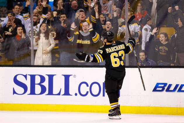 6 Reasons Brad Marchand Will Continue His Goal-Scoring Hot Streak