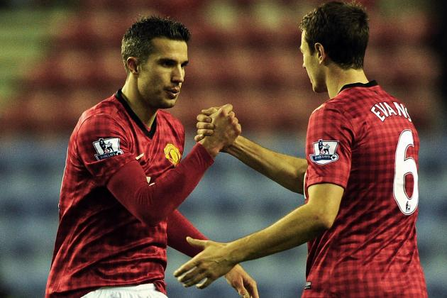 Why Robin Van Persie Is Starting to Look Like a Future Manchester United Captain