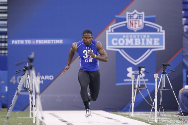 All-Time Leaders for Every NFL Scouting Combine Drill