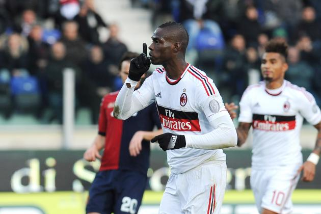Serie A: Mario Balotelli and the 5 Most Controversial Players in Italy