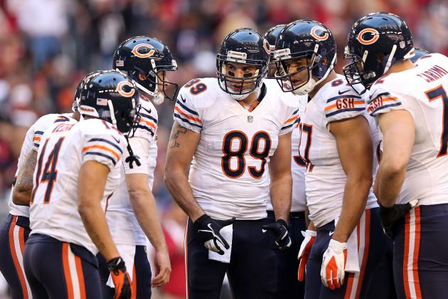Bears' Best Tight End Options Through Draft and Free Agency