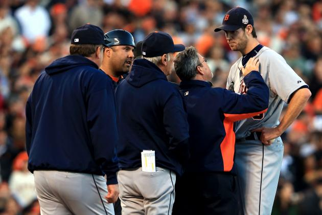 Detroit Tigers Team Health Report: 2013 Injury Risk for Every Starter