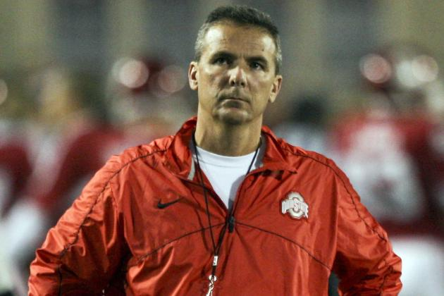 Ohio State Football: Previewing Toughest Big Ten Games in 2013