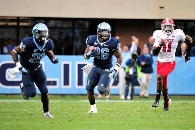 2013 NFL Draft: Predicting the Top 5 Running Backs off the Board