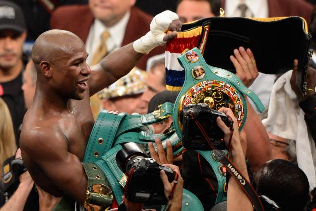 Mayweather vs. Guerrero: 10 Things to Know Going into the Big Fight