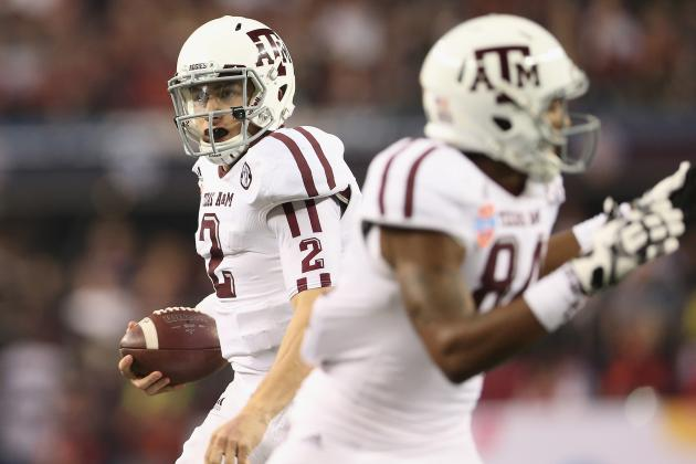 Texas A&M Football: 5 Aggies to Watch During Spring Practice