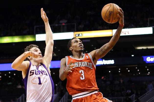Best Trade Destinations and Packages for Milwaukee Bucks' Brandon Jennings