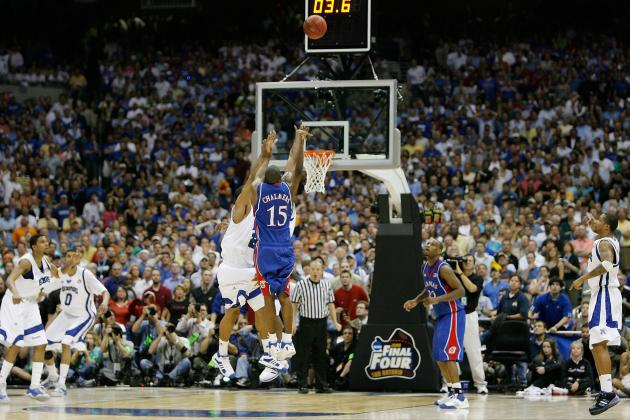 NCAA Basketball Tournament: 25 Most Unforgettable March Madness Shots