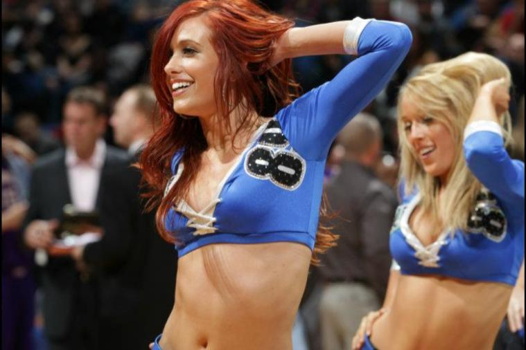 The 50 Coolest Dancers in the NBA