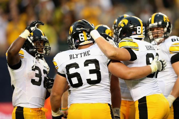 Iowa Football: Breaking Down the Hawkeyes' Top 8 Spring Position Battles