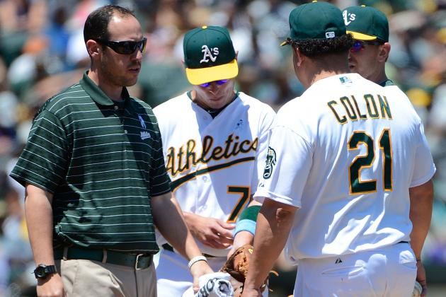 Oakland Athletics Team Health Report: 2013 Injury Risk for Every Starter