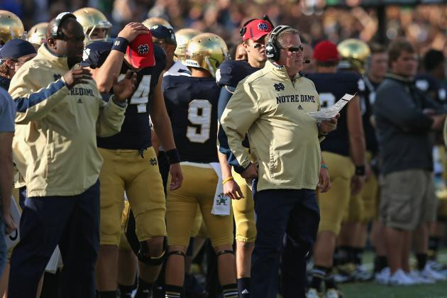 Notre Dame Football Recruiting: Irish's Top 2014 Targets