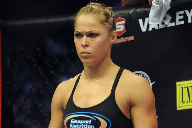 Ronda Rousey vs. Liz Carmouche: Preview, Odds and Predictions for UFC 157