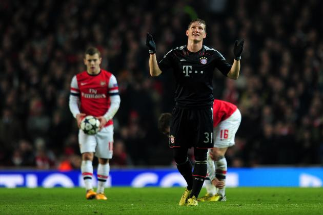 5 Things Arsenal Must Improve on for Champions League 2nd Leg vs. Bayern Munich