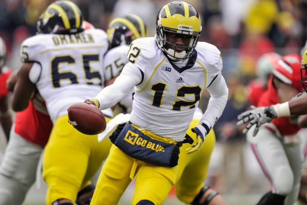 Michigan Football: 5 Positions with the Weakest Depth Chart