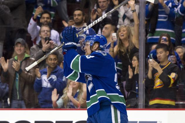Memorable Milestones from Canucks' All-Time Points Leader Henrik Sedin