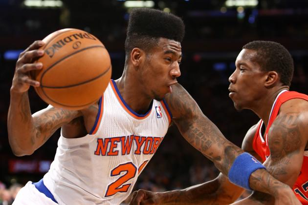Potential Landing Spots and Trade Packages for Iman Shumpert