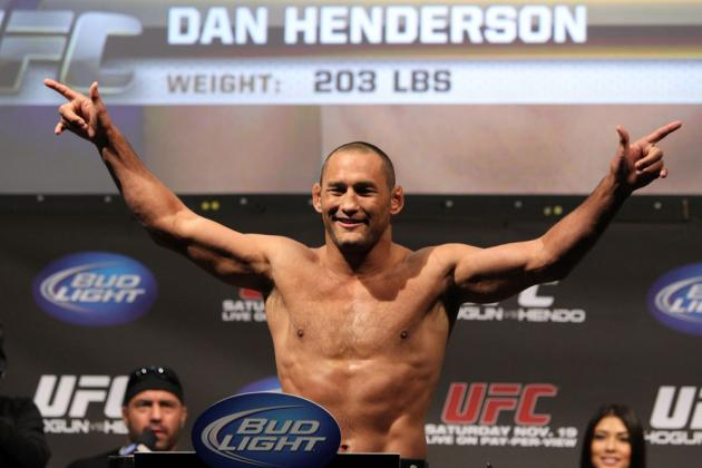 3 Reasons to Root for Dan Henderson at UFC 157