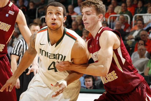 Reasons Miami Should Be One of the Favorites in March