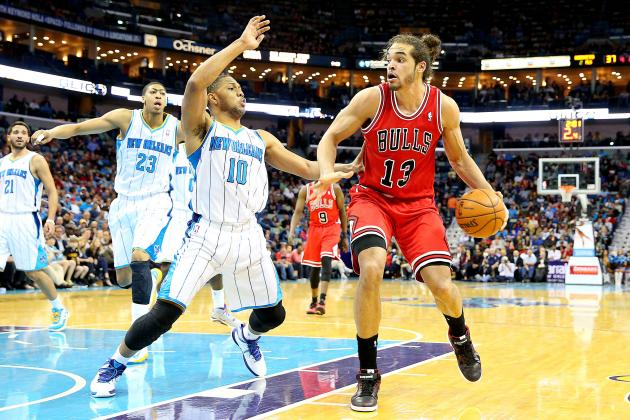Chicago Bulls vs. New Orleans Hornets: Postgame Grades and Analysis for Chicago