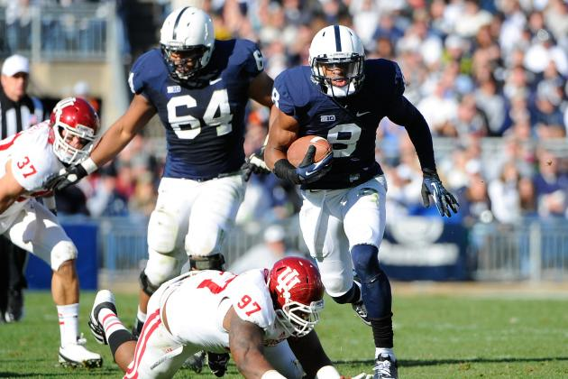 Penn State Football: 5 Nittany Lions Who'll Be All-Big Ten First Teamers in 2013