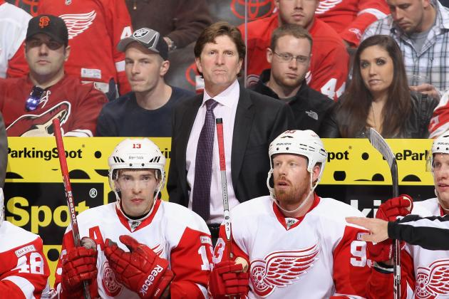 Detroit Red Wings: Is Mike Babcock Really Coach of the Year Worthy?