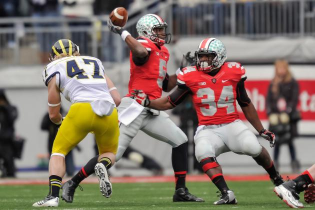 Ohio State Football: Braxton Miller's 3 Biggest Weaknesses