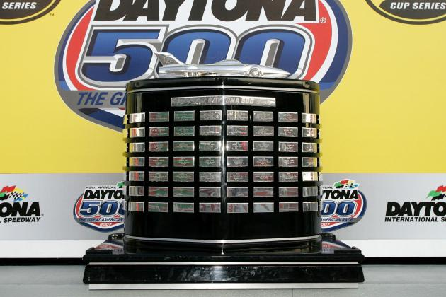Ranking the 20 Greatest Moments in Daytona 500 History