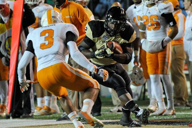 6 2013 NFL Draft Prospects Who Could Fix Steelers' RB Woes