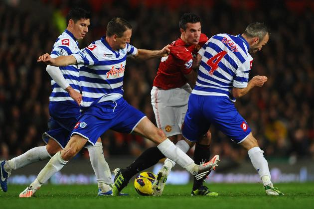 QPR vs. Manchester United: Key Battles to Watch
