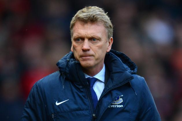 If David Moyes Doesn't Go to Man United, Where Could He Go Post-Everton?