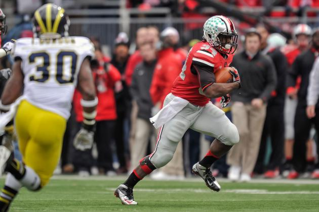 Big Ten Football: Power Ranking the Most Talented Offenses of 2013