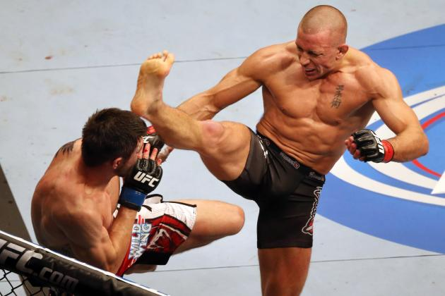 The 10 Most Disciplined Fighters in MMA